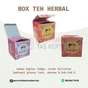 BOX TEH HERBAL