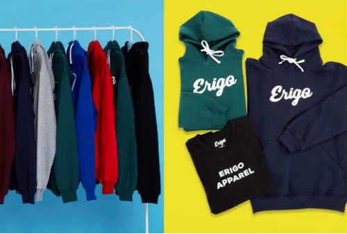 Produk Kaos Erigo Store